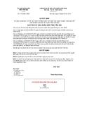 Quyết định số 1072/QĐ-UBND