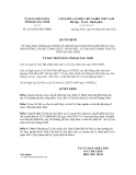 Quyết định số 2239/2012/QĐ-UBND