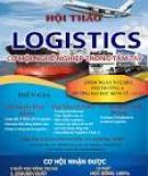 Kỹ năng nghề logistic