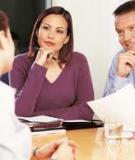 Những câu không nên hỏi ngược nhà tuyển dụng
