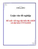 Luận văn tốt nghiệp: Đề xuất kết hợp đột biến BLASED với đột biến UNVIASED
