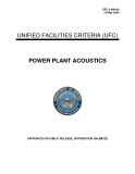 POWER PLANT ACOUSTIC SAPPROVED