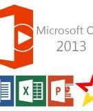 Cách lưu tài liệu Office 2013 thành file PDF
