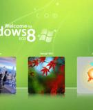 Cách sao lưu hệ thống trên Windows 8