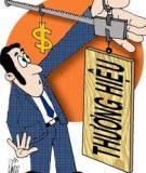 Nghiên cứu mô hình định giá thương hiệu (P1)