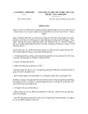 Thông báo số 316/TB-VPCP