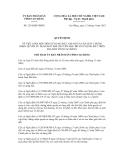 Quyết định số 1234/QĐ-UBND