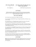 Quyết định số 1232/QĐ-TTg