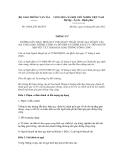 Thông tư số 39/2012/TT-BGTVT