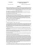 Thông tư số 151/2012/TT-BTC