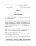 Quyết định số 1414/QĐ-TTg