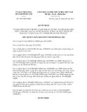 Quyết định số 3926/QĐ-UBND
