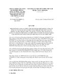 Quy chế số 562/QC-KL-BĐBP-CAHQ-UBND