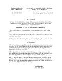 Quyết định số 2027/QĐ-UBND