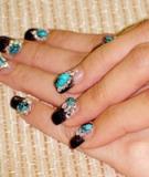Mẫu nail mang phong cách Pháp