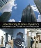 Understanding Business Dynamics  AN INTEGRATED DATA SYSTEM FOR AMERICA'S FUTURE