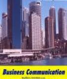 Business Communication Rodney Overton