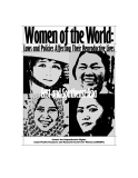 WOMEN OF THE WORLD: LAWS AND POLICIES AFFECTING THEIR REPRODUCTIVE LIVES