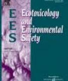THE METHODS FOR ORGANIC CHEMICAL ANALYSIS OF MUNICIPAL AND INDUSTRIAL WASTEWATER