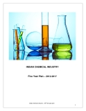 INDIAN CHEMICAL INDUSTRY Five Year Plan – 2012-2017