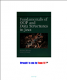 Fundamentals of OOP and Data Structures in Java Richard Wiene