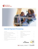 Internet Payment Processing