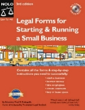 legal forms for starting running a sma