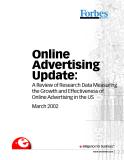 Online Advertising Update 2011
