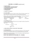 Toán tài chính: Lãi đơn