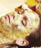 Có hay không hiệu quả của dưỡng da bằng vàng?