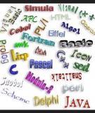 Các khái niệm cơ sở của lập trình hướng đối tượng