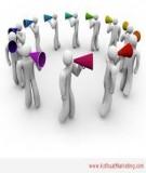 Tài liệu truyền thông marketing của bạn có tạo được ấn tượng ĐÚNG? (Phần I)
