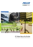 IP Video Security Guide: Global Leaders in Video and Security Systems