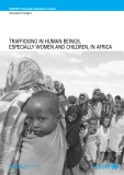 TRAFFICKING IN HUMAN BEINGS,  ESPECIALLY WOMEN AND CHILDREN, IN AFRICA