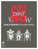 Sexuality education in texas Public Schools