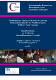 The Health and Education Benefits of Universal Primary Education for the Next Generation: Evidence from Tanzania