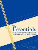 TheEssentialsofBaccalaureateEducation forProfessionalNursingPractice