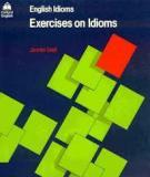 English Idioms Exercises on Idioms