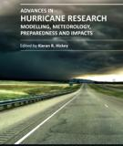 ADVANCES IN HURRICANE RESEARCH MODELLING, METEOROLOGY, PREPAREDNESS AND IMPACTS