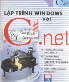 Lập trình Windows với Csharp .Net