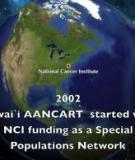 5-YEAR PLAN FOR THE  NIAMS HEALTH PARTNERSHIP PROGRAM (2004-2008)