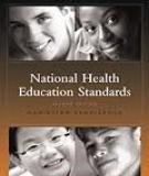 Build Your Bones, Girlfriend! National Health Education Standard