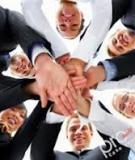 Tạo Sức Mạnh Teamwork Trong Công Việc