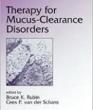 THERAPY FOR MUCUS-CLEARANCE DISORDERS_2