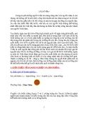 Đề tài: Chiến lược kinh doanh của công ty trà Tâm Châu