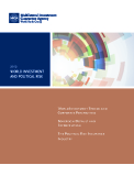 World Investment and Political Risk 2012 -  World Investment Trends and Corporate Perspectives (Law, Justice, and Development Series)