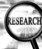 Phương pháp nghiên cứu khoa học trong sinh viên