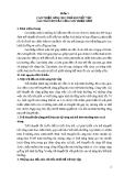 Chuyên đề giáo dục hoà nhập (97-2003)