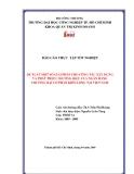 LUẬN VĂN:ĐỀ XUẤT MỘT SỐ GIẢI PHÁP CHO CÔNG TÁC XÂY DỰNG VÀ PHÁT TRIỂN THƯƠNG HIỆU CỦA NGÂN HÀNG THƯƠNG MẠI CỔ PHẦN KIÊN LONG TẠI VIỆT NAM