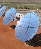 Phần Một: Mặt trời và năng lượng mặt trời